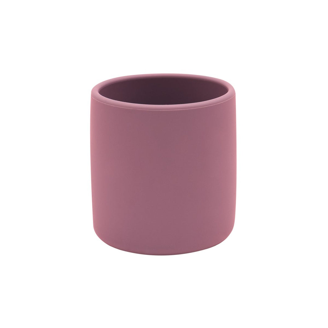 Grip Cup - Dusty Rose - mytinyfingers baby products
