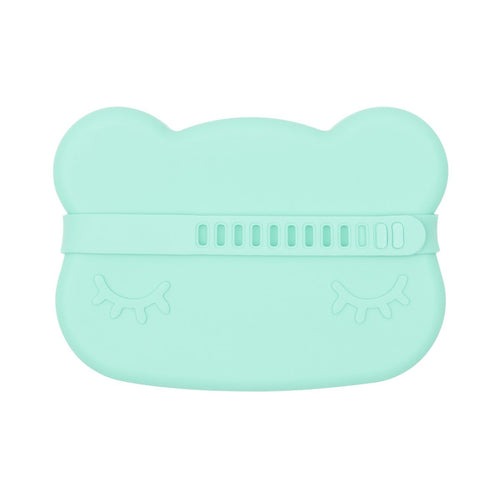 Bear Snackie™ - Minty Green - mytinyfingers baby products