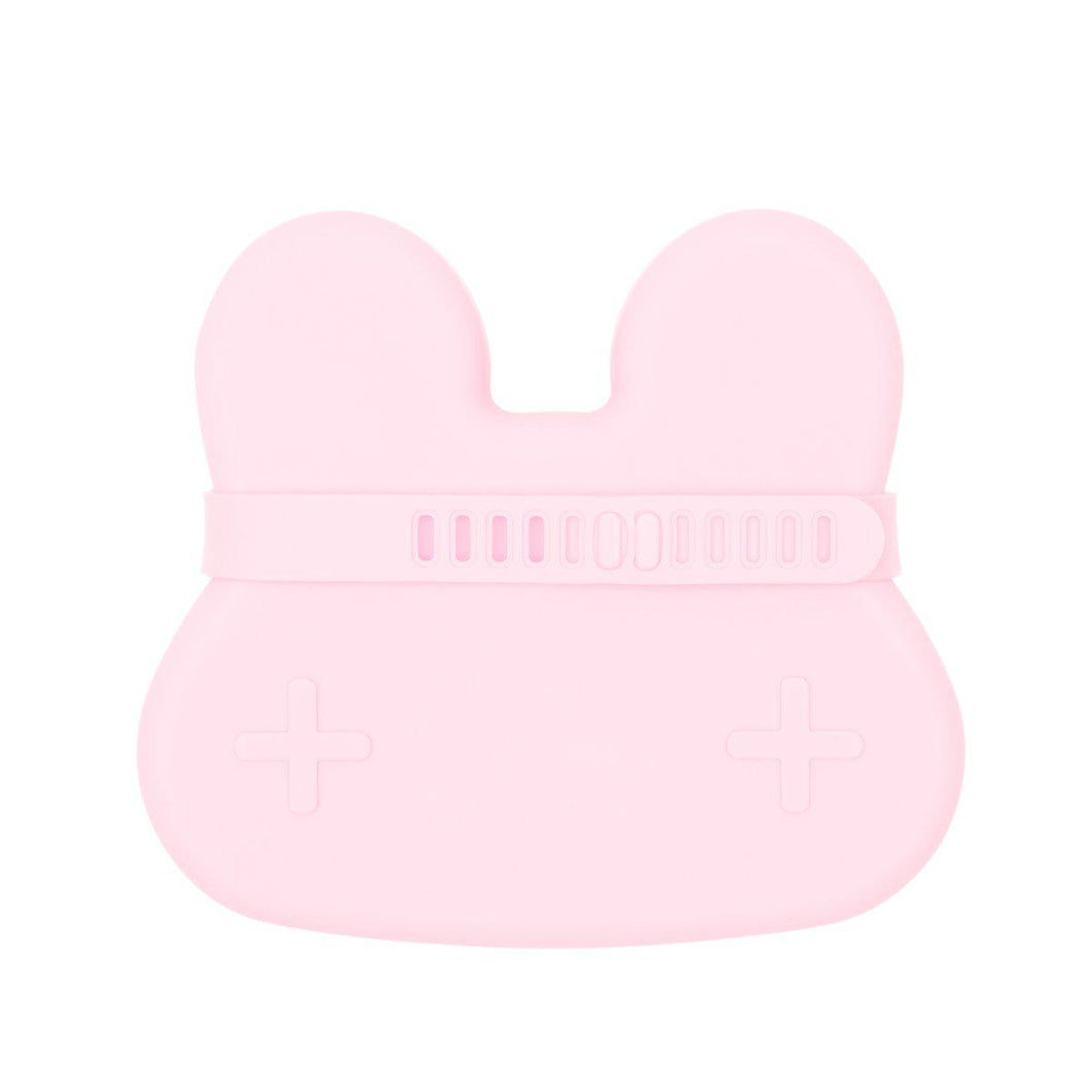 Bunny Snackie™ - Powder Pink - mytinyfingers baby products