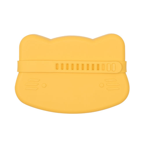 Cat Snackie™ - Yellow - mytinyfingers baby products