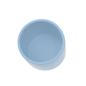 Grip Cup - Powder Blue - mytinyfingers baby products