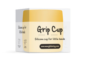 Grip Cup - Yellow - mytinyfingers baby products