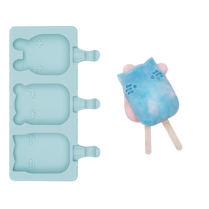 Icy Pole Mould - Minty Green - mytinyfingers baby products