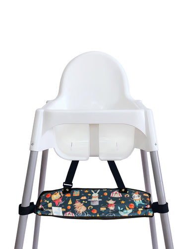 Footsi® High Chair Footrest - Circus - My Tiny Fingers