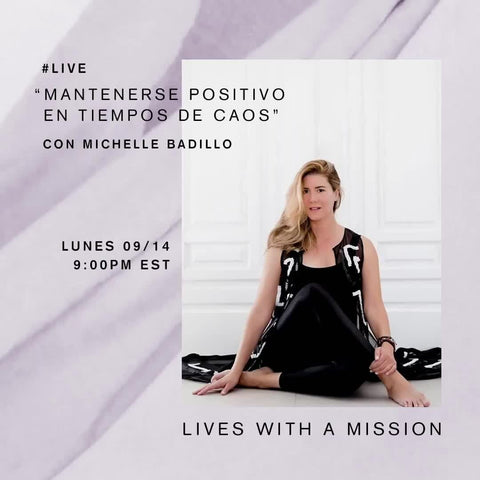 Lives with a mission: Michelle Badillo