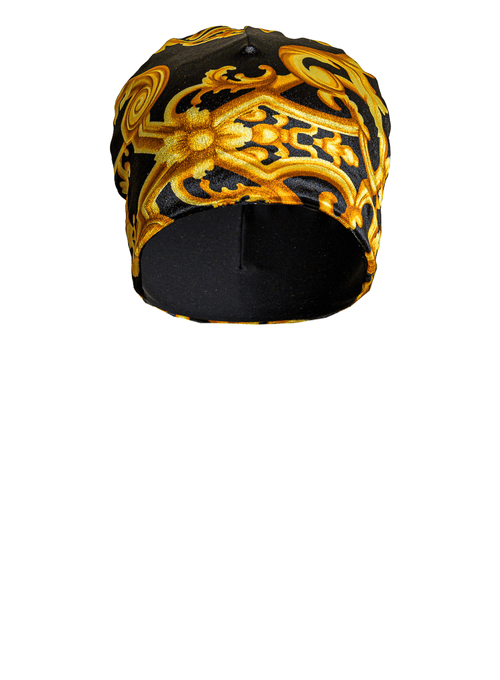 Selene Baroque Arabesques - Turban - We Are Goddess Society