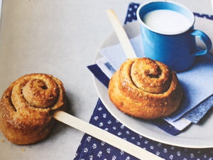 How to Bake Scandinavian Tasty Swirl Bun Pops