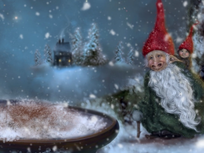 The Legend Of Tomte