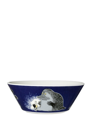 Arabia Moomin Bowl: Groke - Cloudberry Living