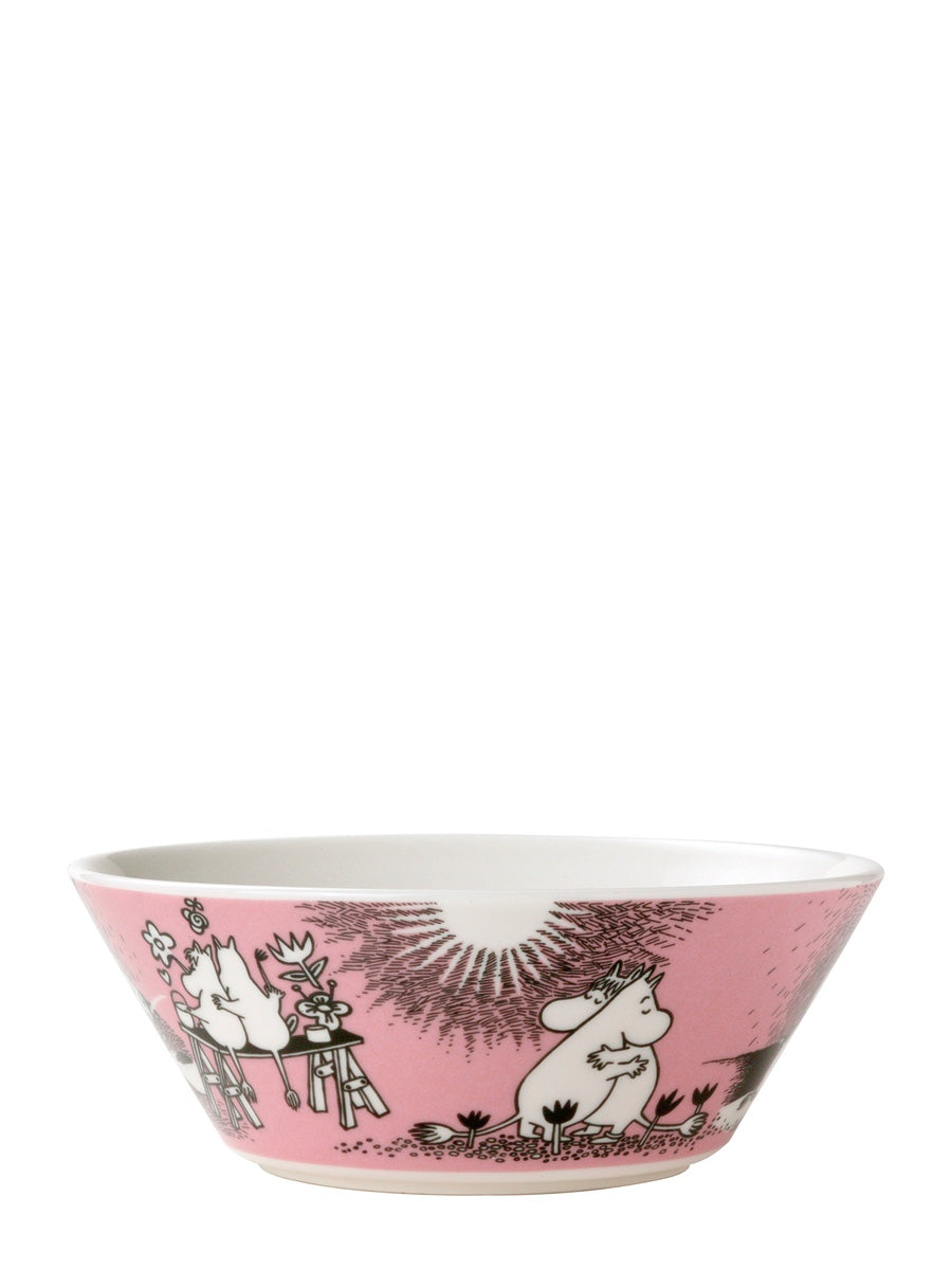 Arabia Moomin Bowl: Love - Cloudberry Living