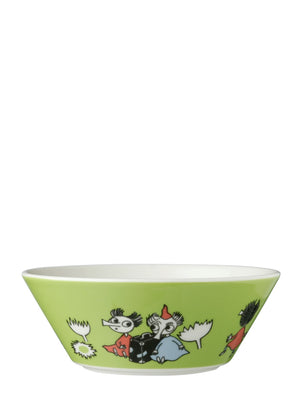 Arabia Moomin Bowl: Thingumy and Bob - Cloudberry Living