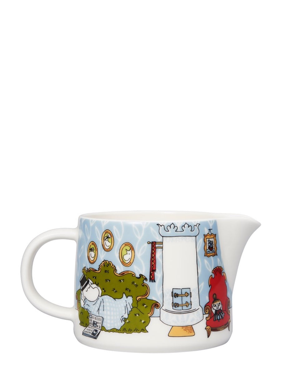 Arabia Finland Moomin Afternoon in Parlour Pitcher 0.35L - Cloudberry Living