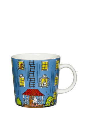 Arabia Moomin Mug: Moomin House - Cloudberry Living