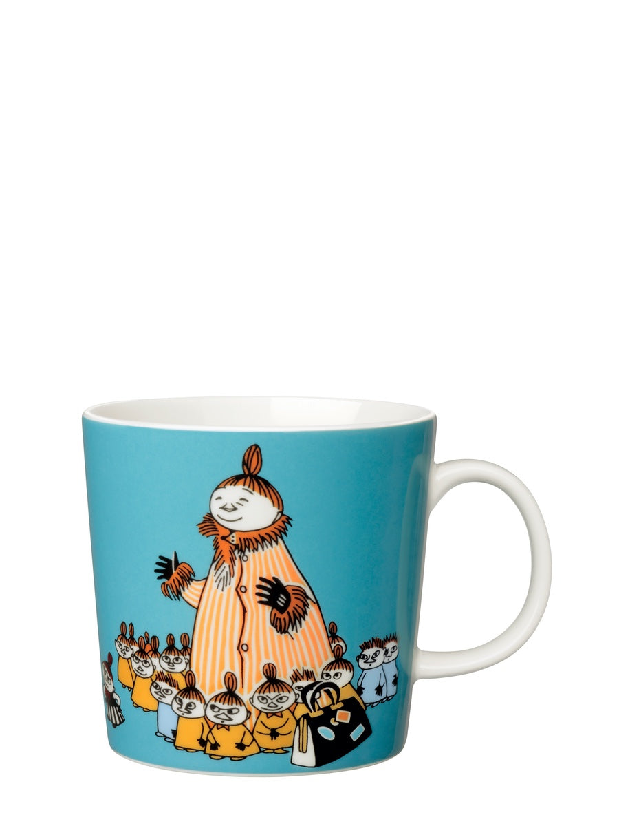 Arabia Moomin Mug: Mymble's Mother - Cloudberry Living
