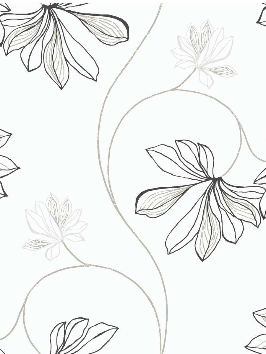 Boråstapeter Jubileum Wallpaper Espri 5457 - 5460 - Cloudberry Living