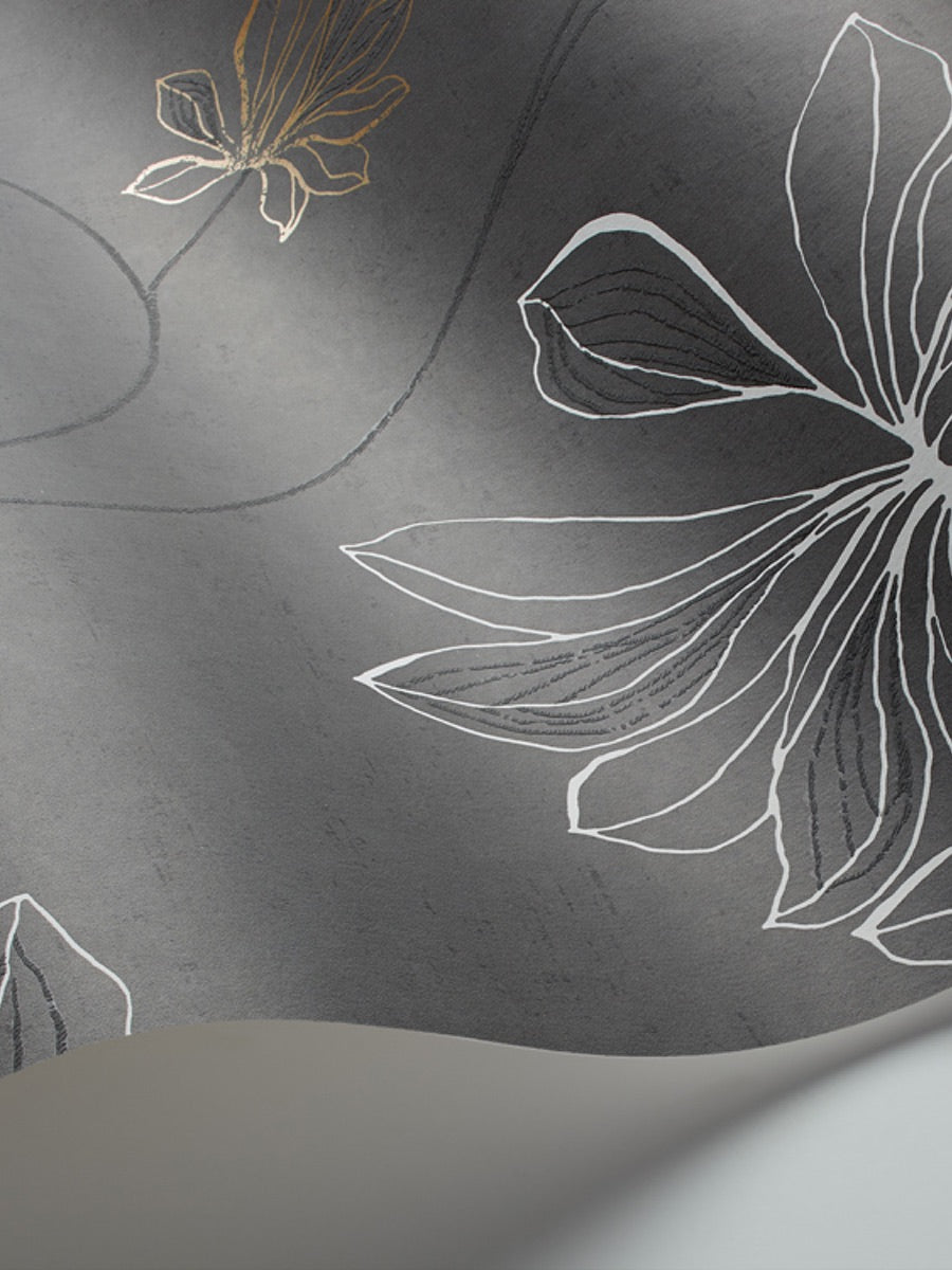 Boråstapeter Jubileum Wallpaper Ingrid  5477 - 5480 - Cloudberry Living