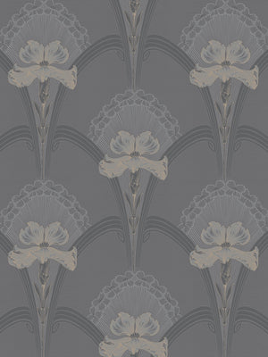 Boråstapeter Jubileum Wallpaper Lilja 5492 - 5494 - Cloudberry Living