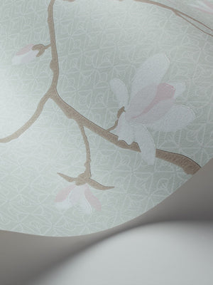 Boråstapeter Jubileum Wallpaper Magnolia  5450 - 5452 - Cloudberry Living