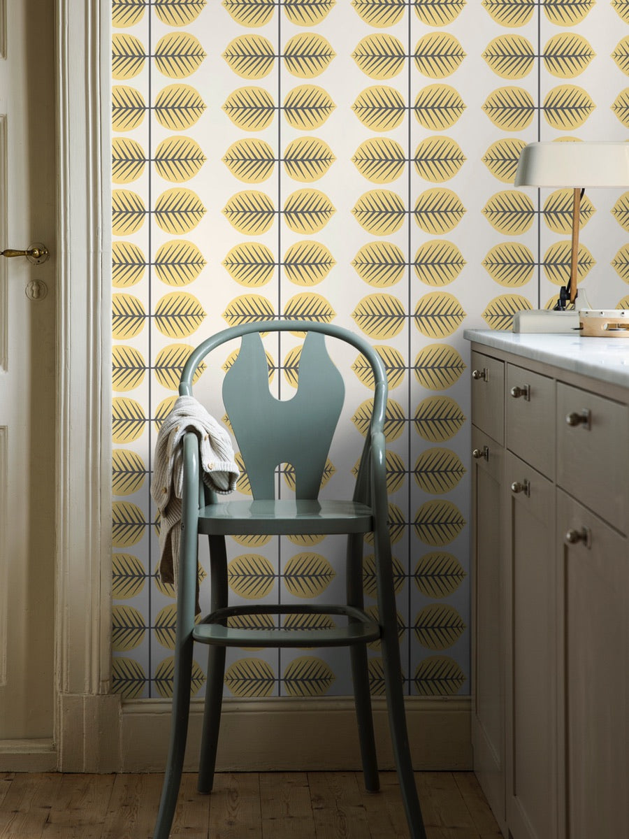 Boråstapeter Scandinavian Designers Mini Wallpaper Berså II 6244 - 6248 - Cloudberry Living