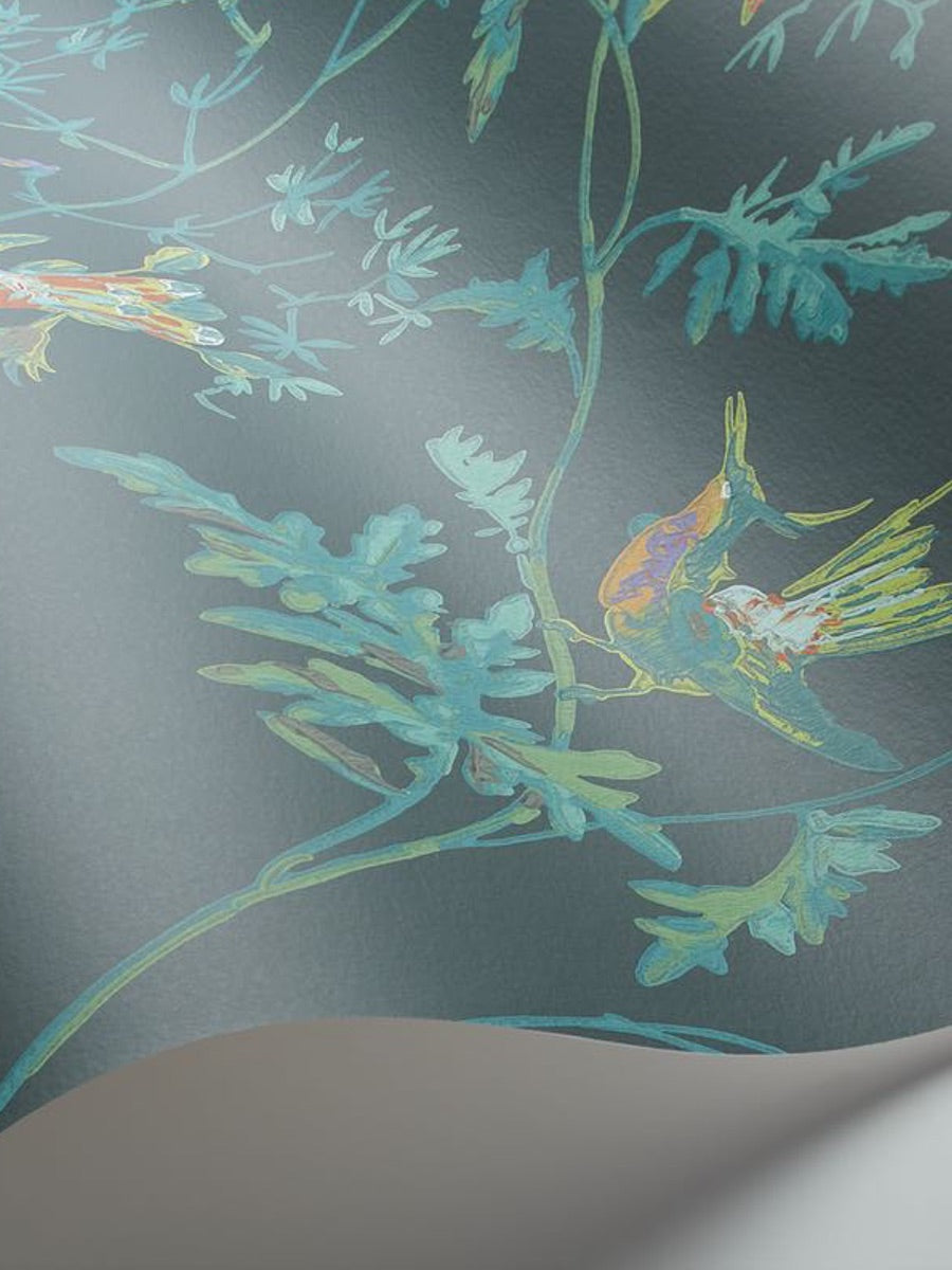 Cole & Son Icons Hummingbird 4014 - 4017 - Cloudberry Living