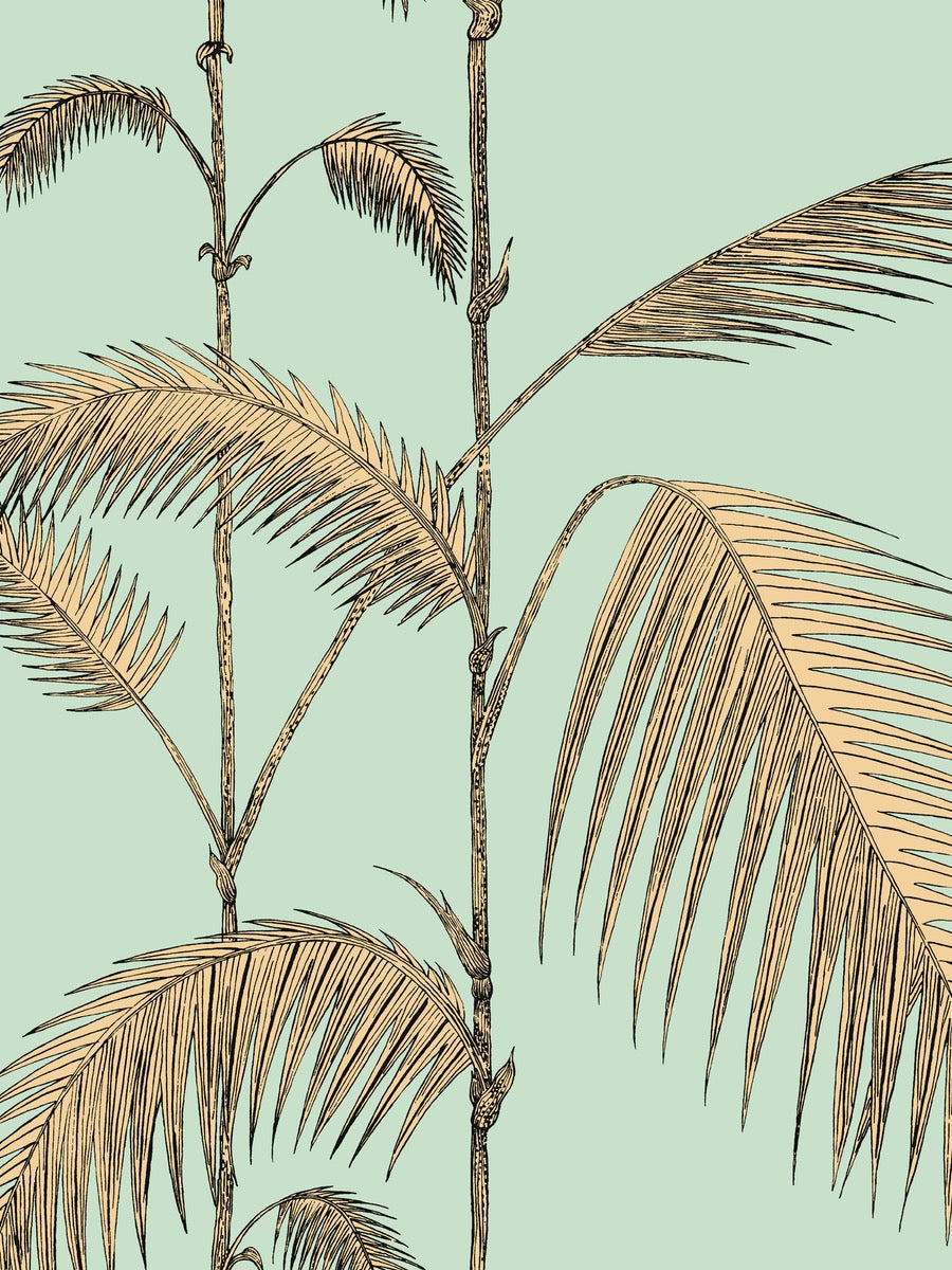 Cole & Son Icons Palm Leaves 2005 - 2008 - Cloudberry Living