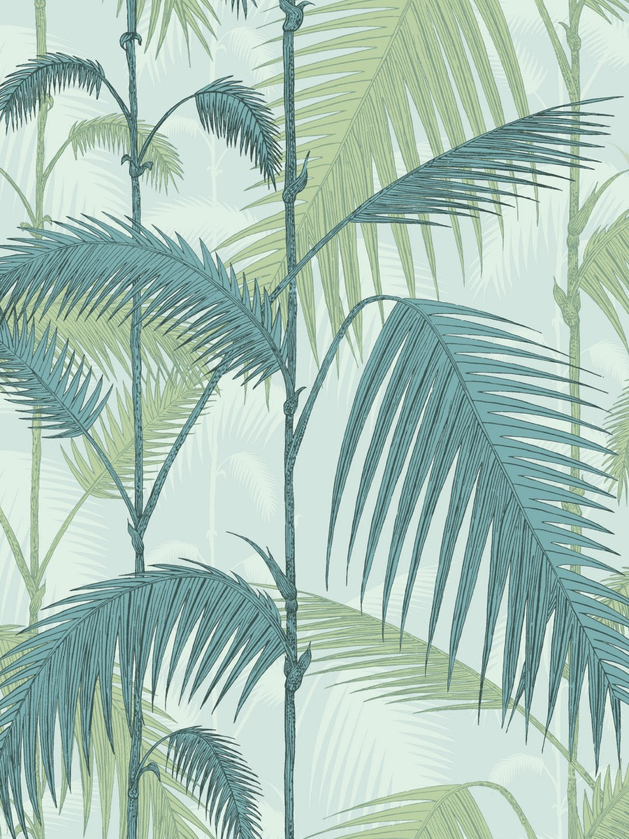 Cole & Son Icons Palm Jungle 1001 - 1004 - Cloudberry Living