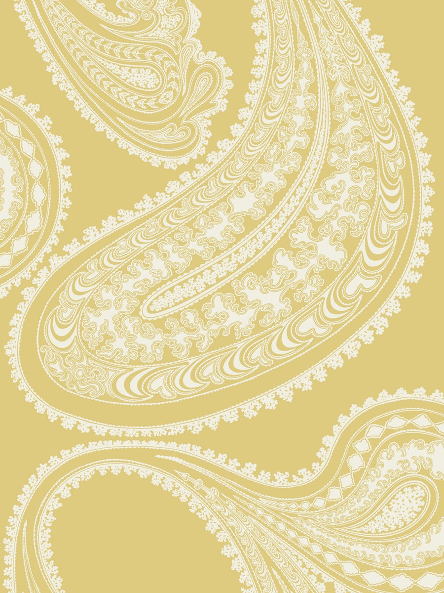 Cole & Son Icons Rajapur Flock 9031 - 9032 - Cloudberry Living