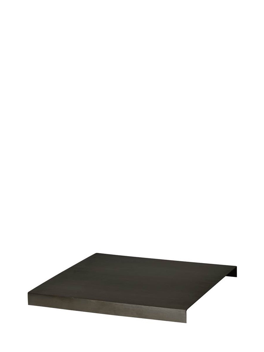 Ferm Living Plant Box Tray Black Brass - Cloudberry Living