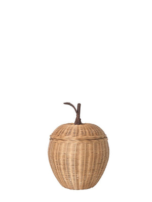 Ferm Living Apple Braided Storage Basket - Cloudberry Living