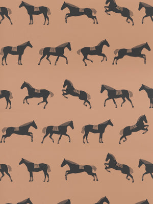 Ferm Living Horse Wallpaper - Cloudberry Living