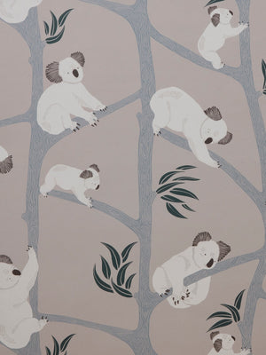 Ferm Living Koala Wallpaper - Cloudberry Living