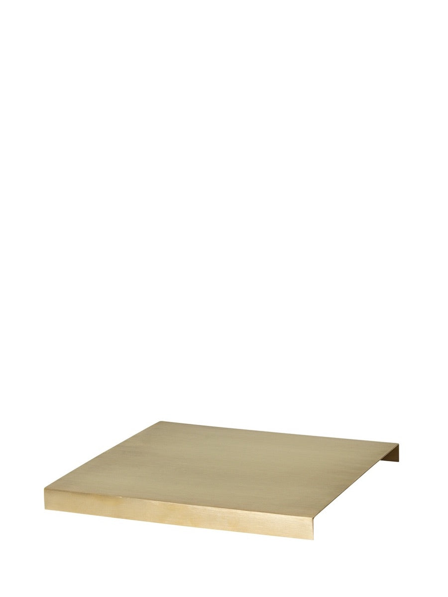 Ferm Living Plant Box Tray Brass - Cloudberry Living