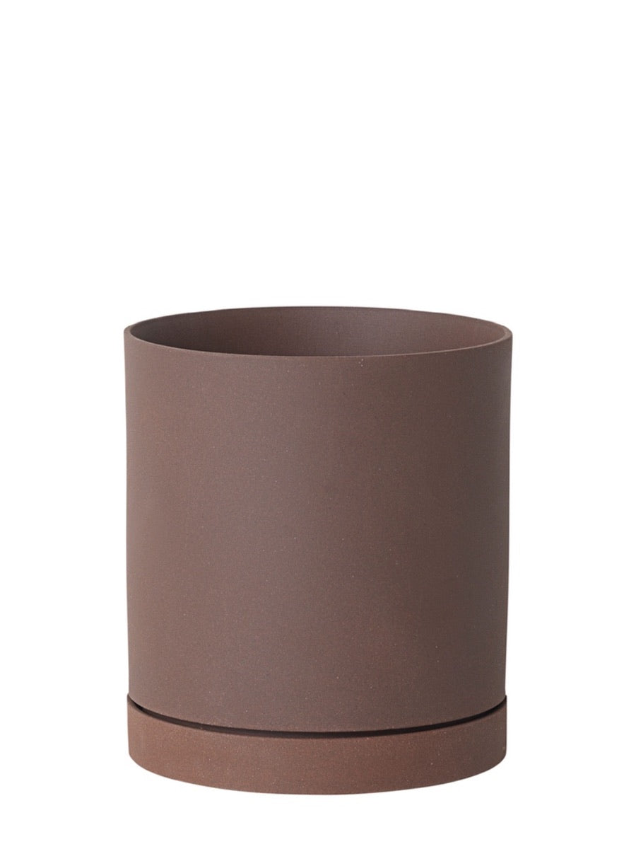 Ferm Living Sekki Pot Large - Cloudberry Living