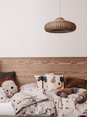 Ferm Living Braided Lampshade - Cloudberry Living