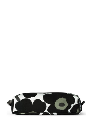 Marimekko Kati Mini Unikko Cosmetic Bag Black - Cloudberry Living