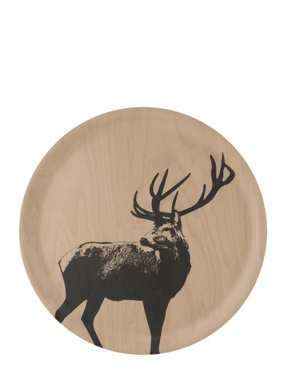 Muurla The Nordic Series Deer Tray - Cloudberry Living