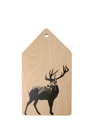 Muurla Nordic Series Deer Cutting / Serving Board - Cloudberry Living