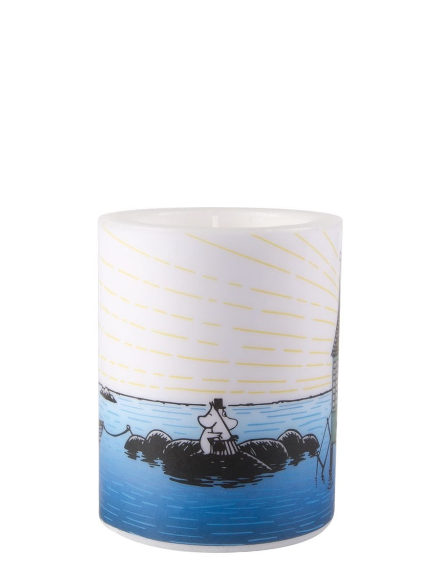 Muurla Moomin Candle Mellow Wind 60 hrs - Cloudberry Living