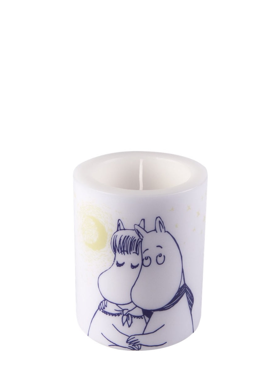 Muurla Moomin Candle Winter Romance 60 hrs - Cloudberry Living