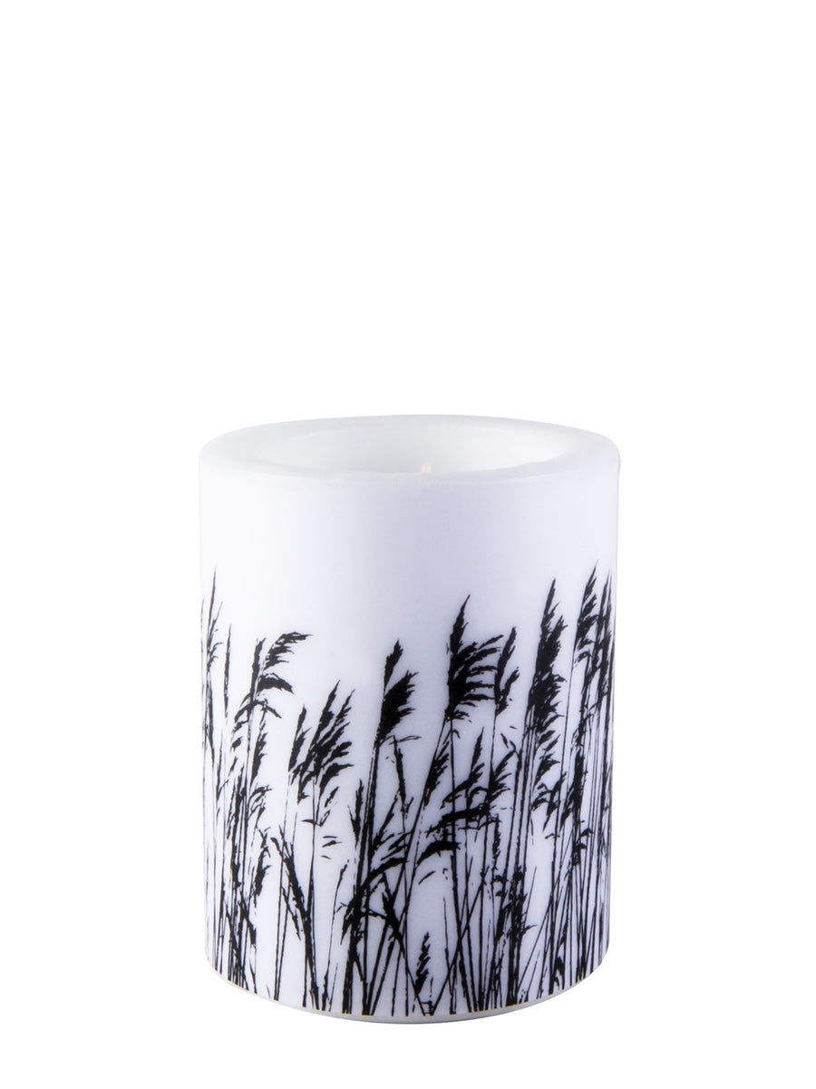 Muurla Nordic Series Candle The Reeds 12 cm - Cloudberry Living