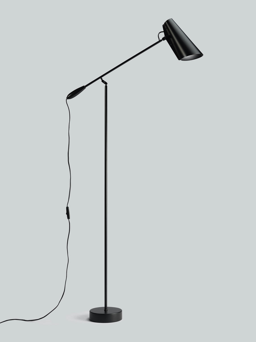Northern Birdy Floor Lamp - Cloudberry Living