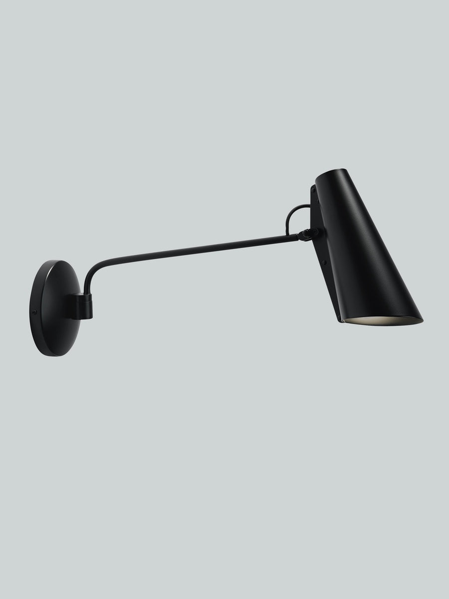 Northern Birdy Long Arm Wall Lamp - Cloudberry Living