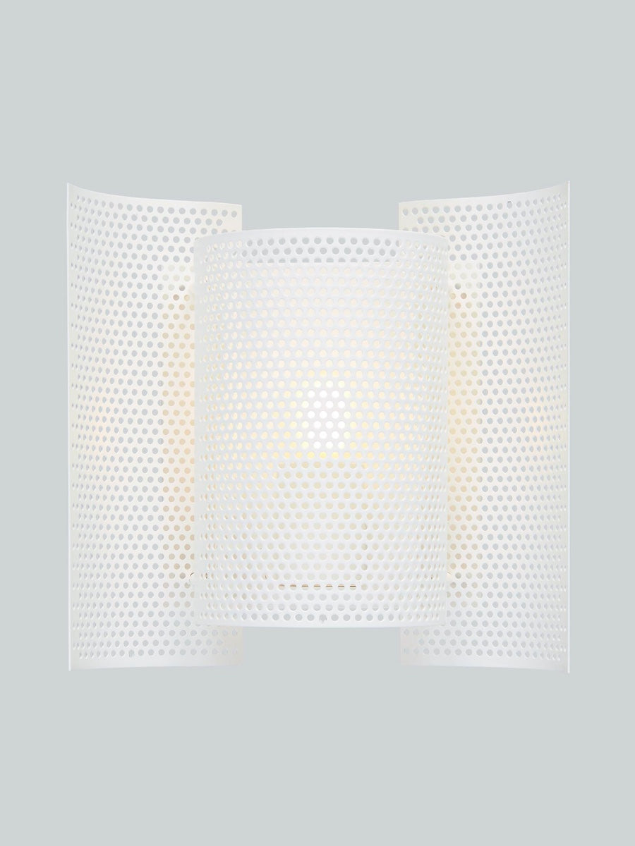 Northern Butterfly Perforated Wall Light - Cloudberry Living