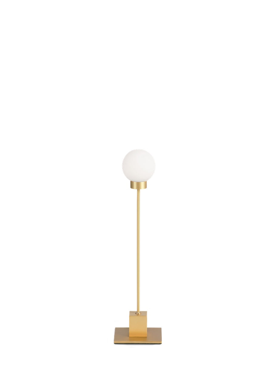 Northern Snowball Table Lamp - Cloudberry Living
