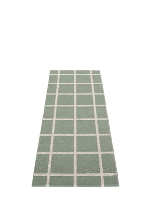 Pappelina Ada Army Runner Rug - Cloudberry Living