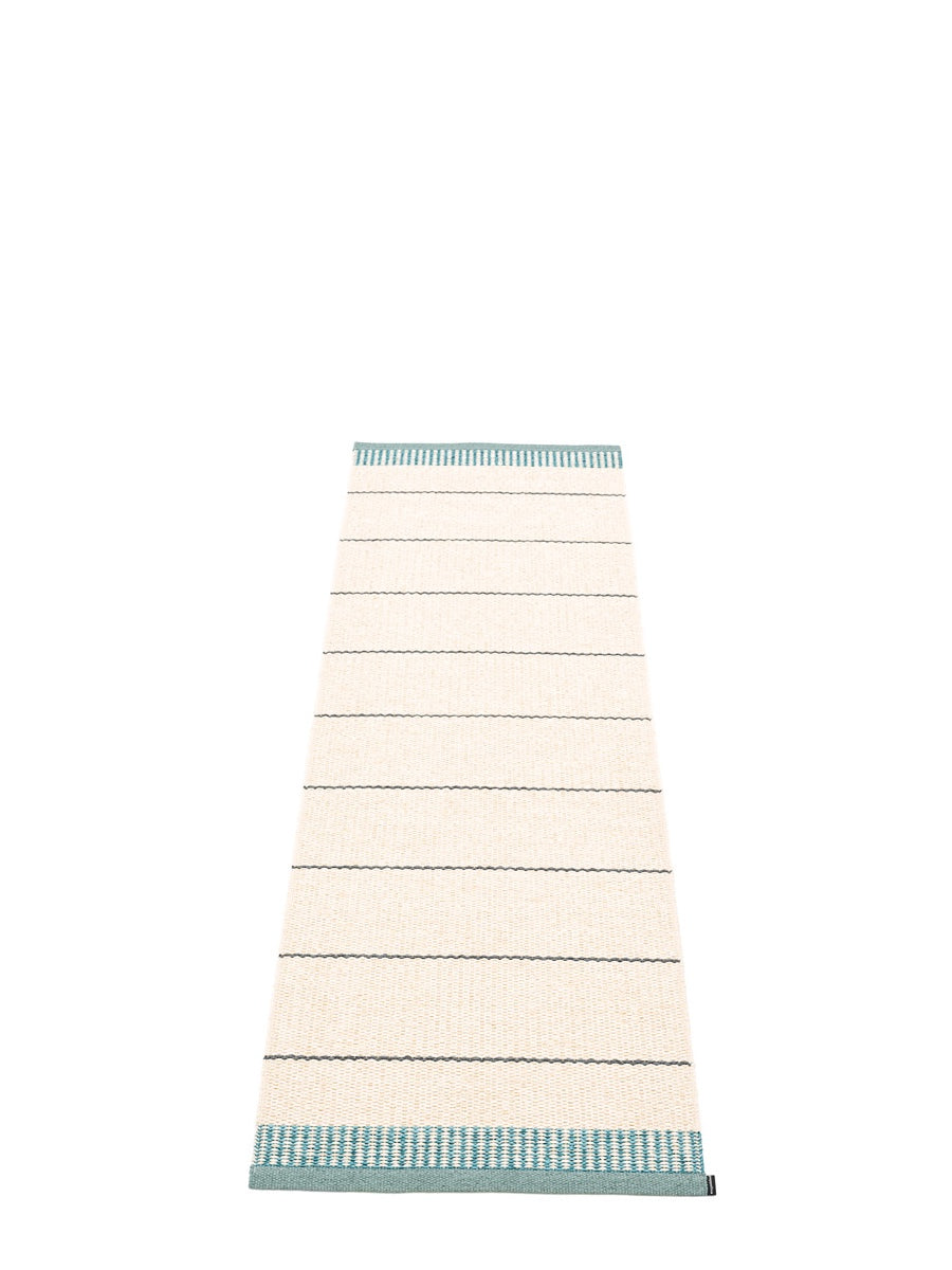 Pappelina Belle Runner Rug Haze - Cloudberry Living