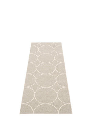 Pappelina Boo Linen Runner Rug - Cloudberry Living