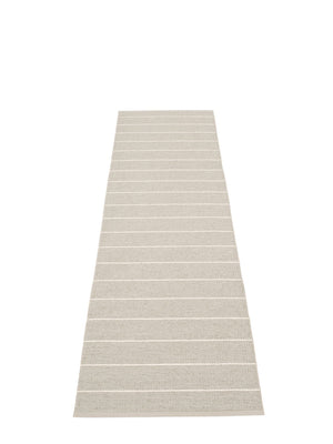 Pappelina Carl Linen/Beige Runner Rug - Cloudberry Living