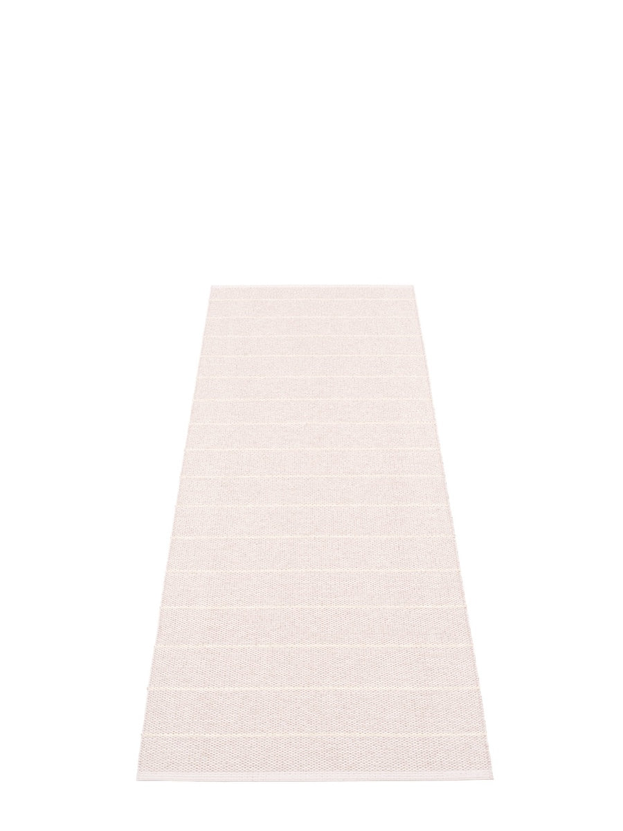 Pappelina Carl Pale Rose/Ballet Runner Rug - Cloudberry Living