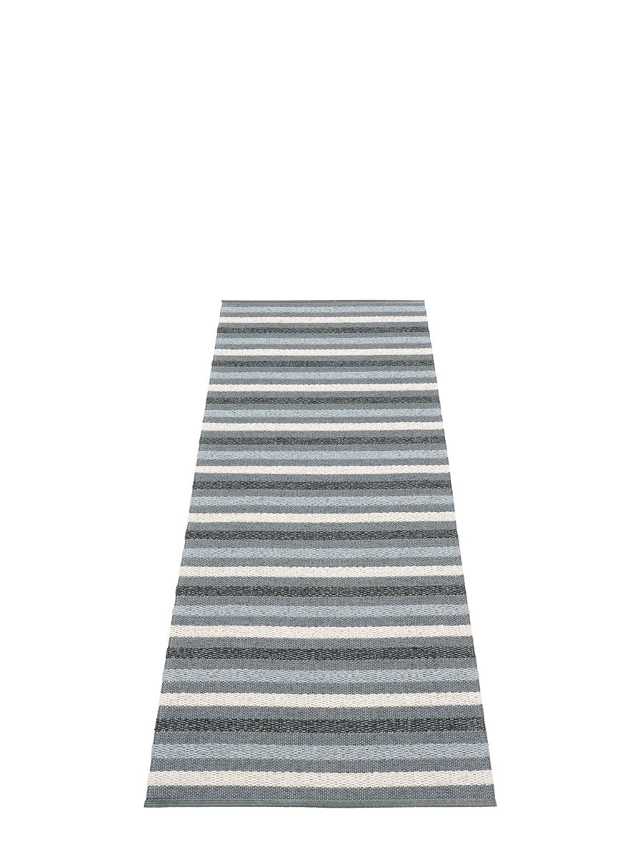 Pappelina Grace Granit Runner Rug - Cloudberry Living